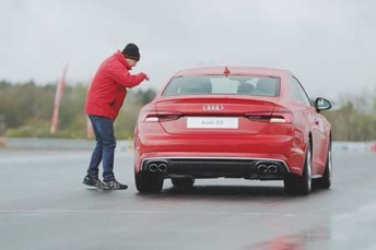 Audi Driving Experience 2017