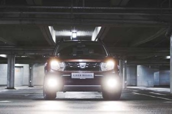 Dacia Duster film for Ejner Hessel